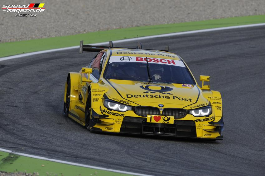DTM Saisonfinale in Hockenheim