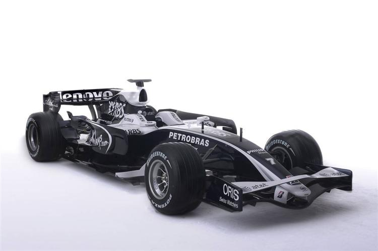 Der Williams FW30