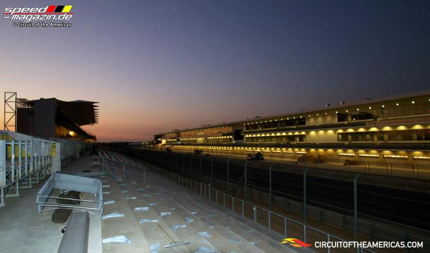 Formel 1 2012 - Circuit of The Americas