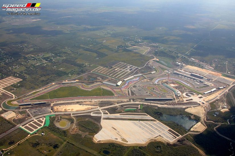 Circuit of The Americas - Austin, Texas