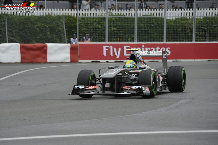 Formel 1 GP Kanada - Qualifying