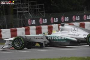 Formel 1 Qualifying Ergebnisse Kanada