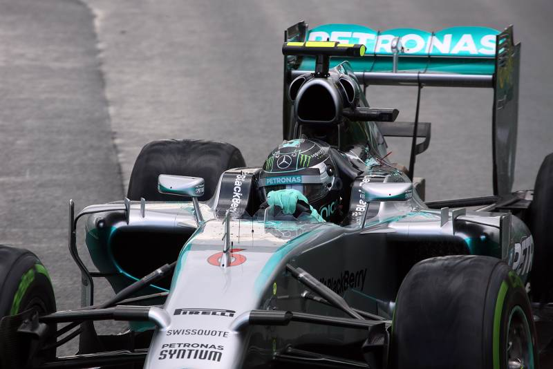 F1 GP Belgien in Spa - Qualifying Samstag