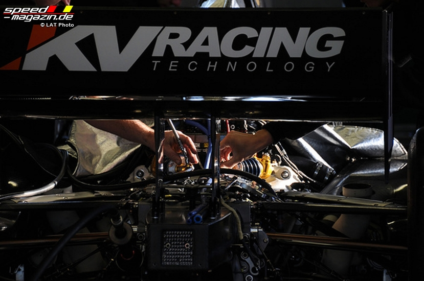 Indycar: KV Chevrolet Racing in Sebring