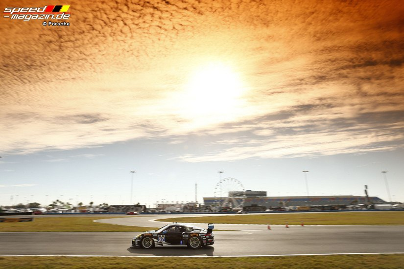 24h Daytona 2014 - Training & Qualifying