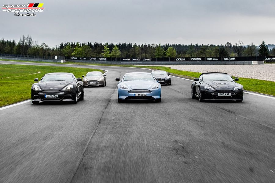 Aston Martin Big5 Event
