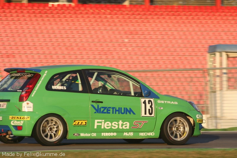 Ford Fiesta ST Cup Finale