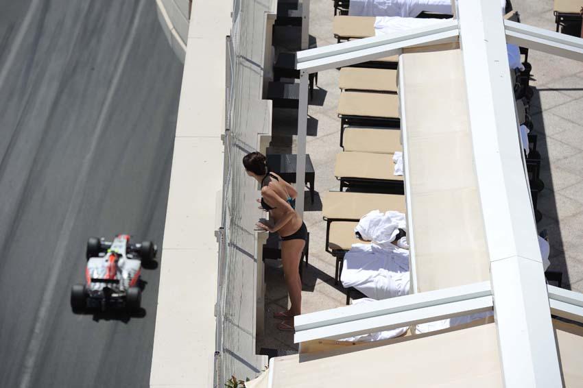 Piquet beschrieb den GP Monaco als