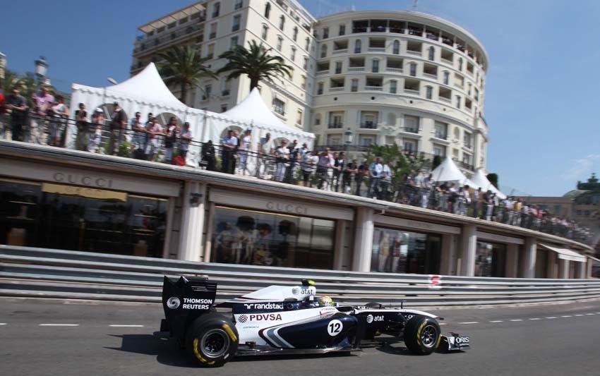 Das F1 Rennen in Monte Carlo ist magisch, legendär, laut & verrüc