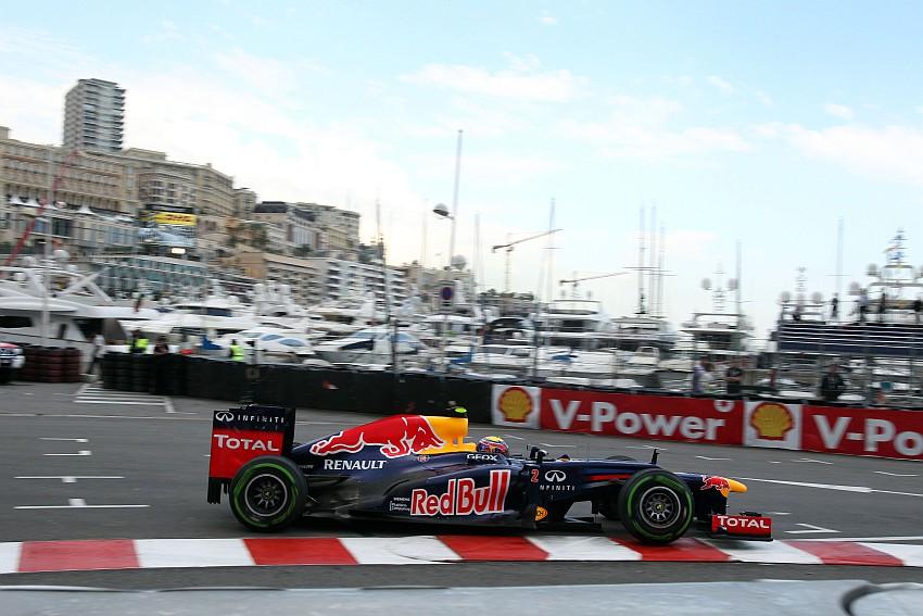 Mark Webber erbt den 1.Startplatz von Schumi