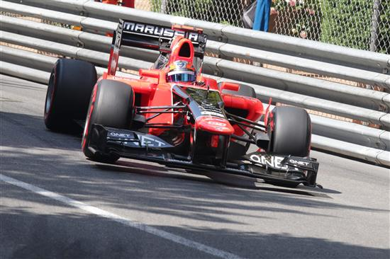 Formel 1 2012 Monaco: Timo Glock in Monte Carlo erneut Best of the Rest