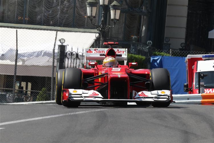 Fernando Alonso sicherte sich den letzten Podestplatz