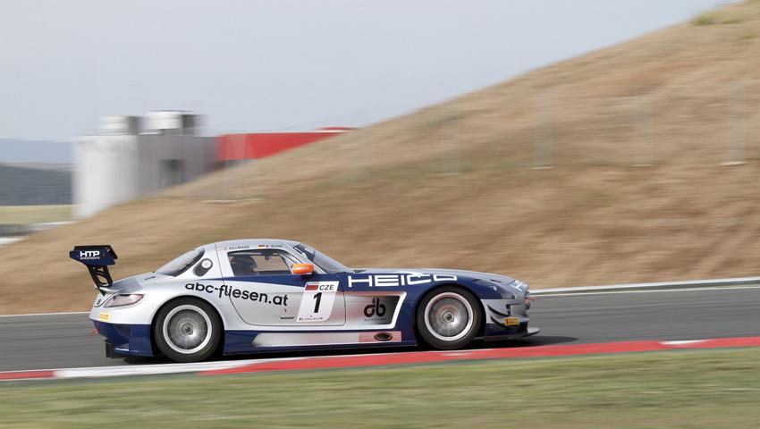 Der Mercedes-Benz SLS AMG GT3
