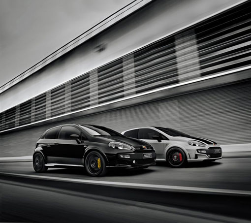 Abarth Punto SuperSport - Skorpion mit 180 PS