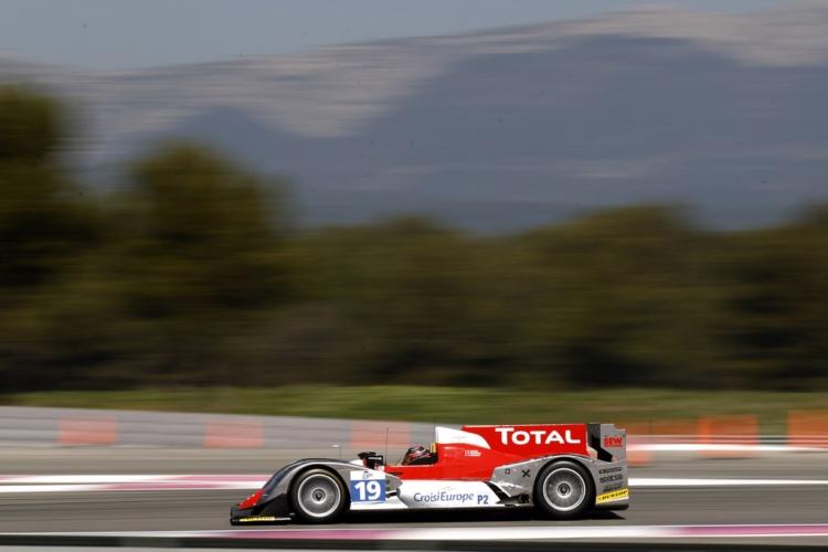 Der Oreca 03 von Sebastien Loeb Racing