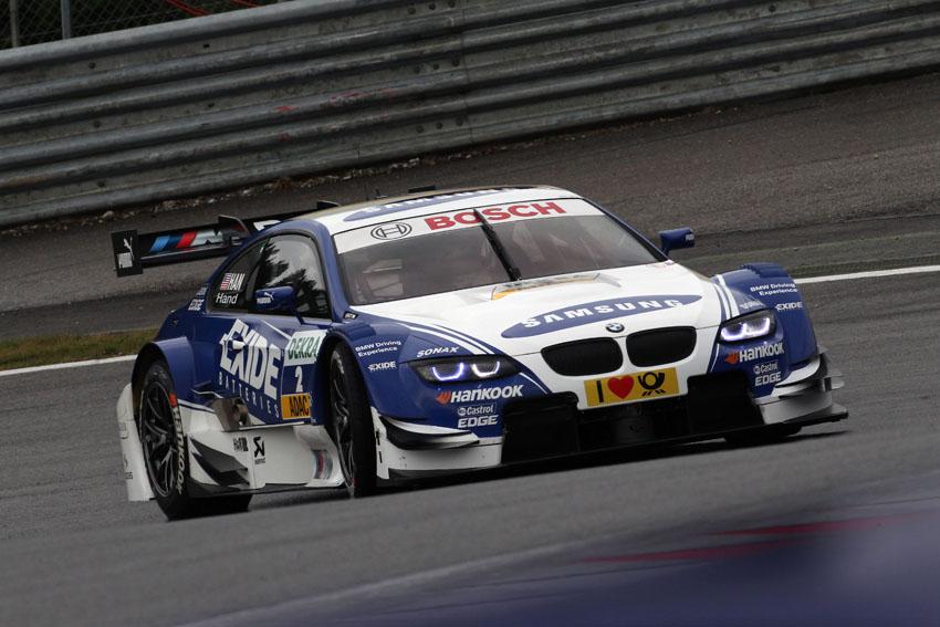 Samsung BMW M3 DTM - Joey Hand