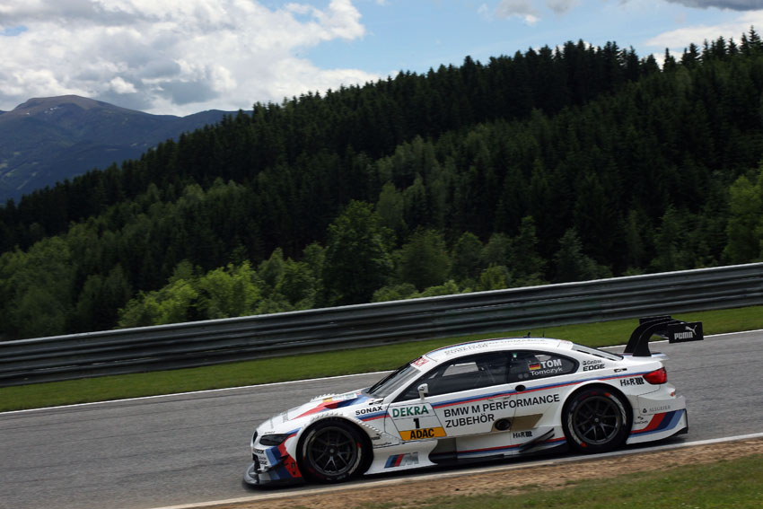 BMW M Performance Zubehör M3 DTM - Martin Tomczyk
