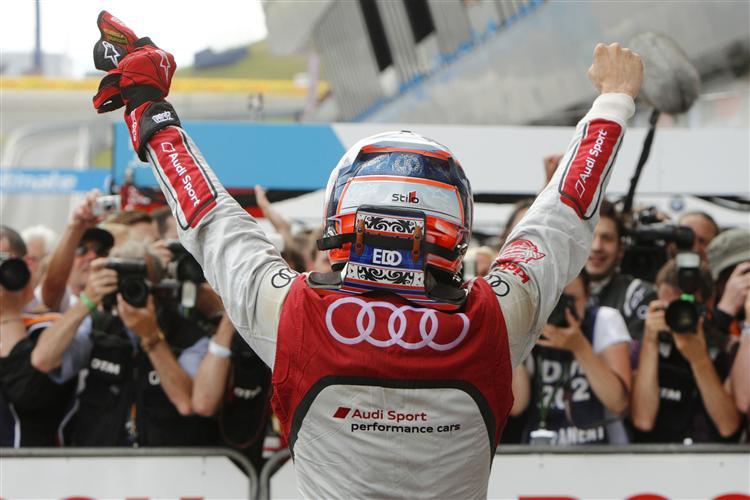 Mortara holt ersten DTM-Sieg seiner Karriere