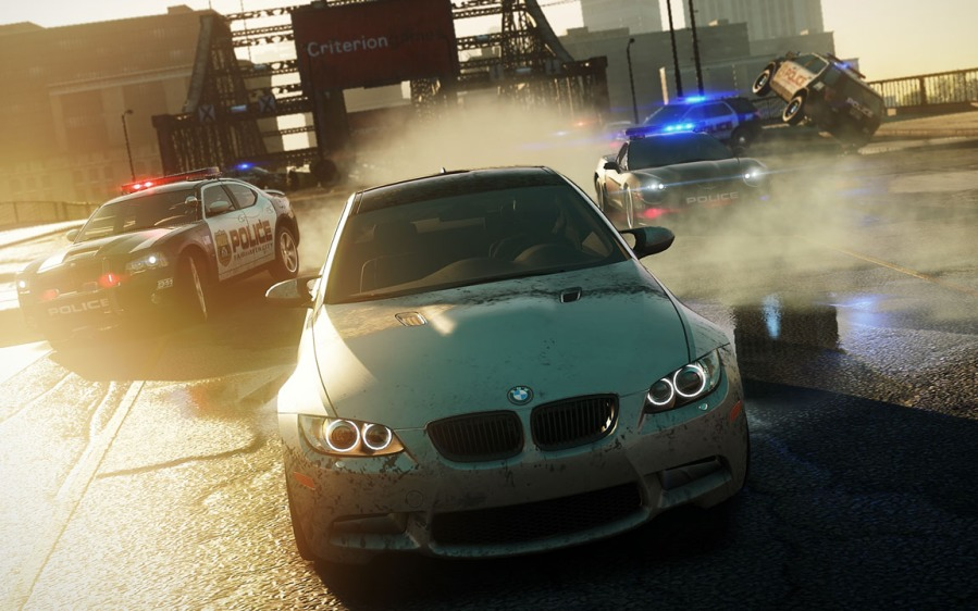 Criterion Games erfindet den Bestseller der Need for Speed-Reihe neu