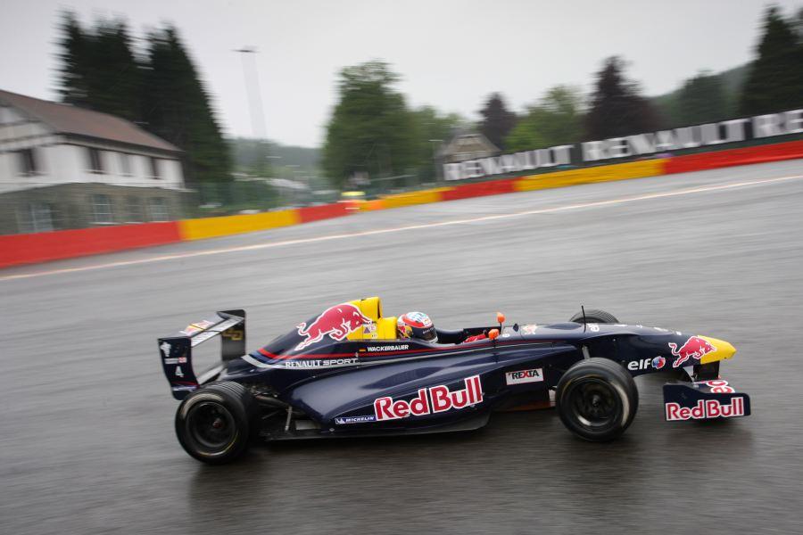 Red Bull Junior Stefan Wackerbauer