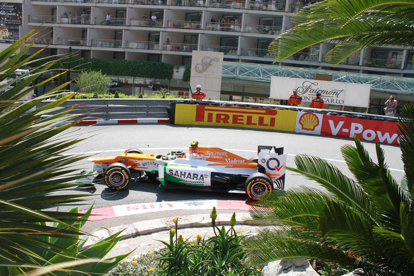 Sahara Force India hofft auf Punkte wie in Monaco