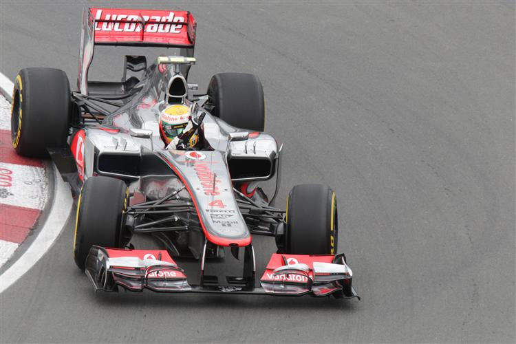 Lewis Hamilton bewies am Freitag sein Siegpotenzial