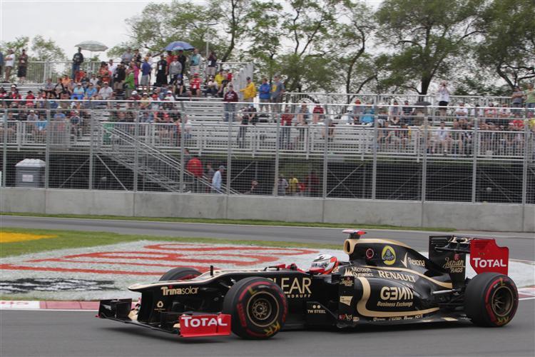 Räikkönen landete in beiden Sitzungen auf der 15