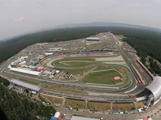 Der Hockenheimring bringt die F1 wieder ganz nah an die Fans
