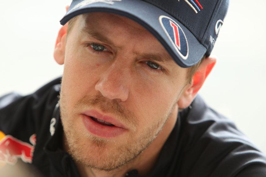 Vettel wird live auf seiner Heimstrecke zu erleben sein