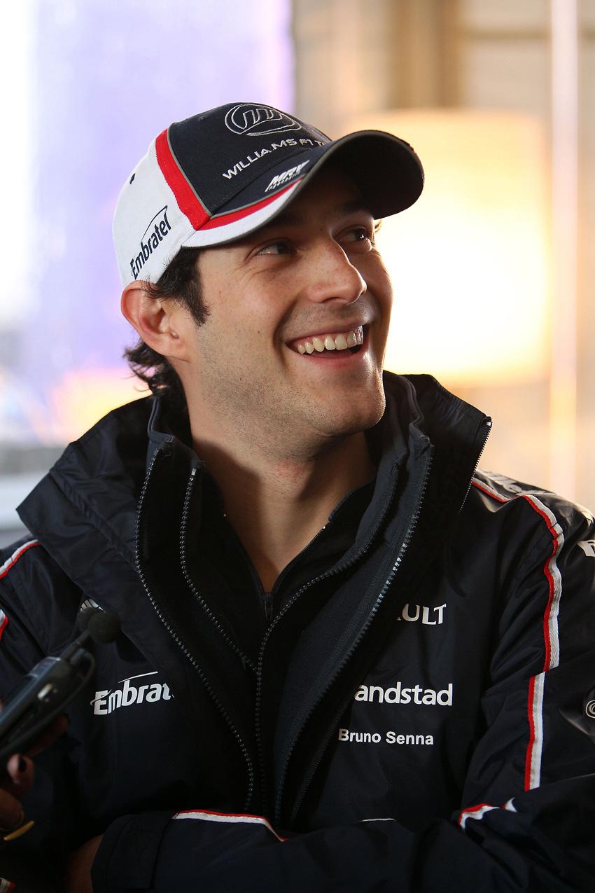 Bruno Senna: In Q1 sah es noch vielversprechend aus..