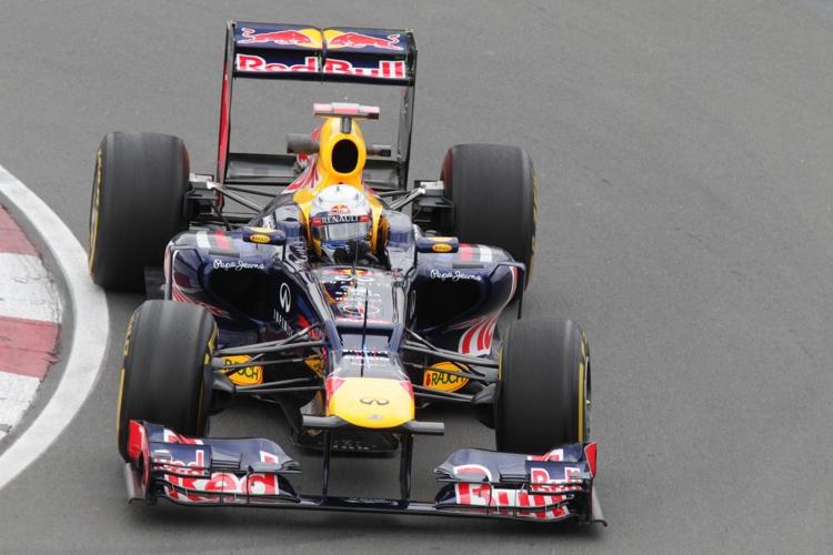 In der Gesamtwertung liegt Webber auf Rang 4