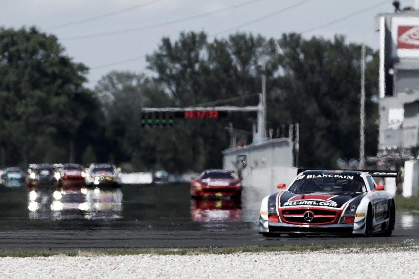 Muennich Motorsport auf der Rennstrecke