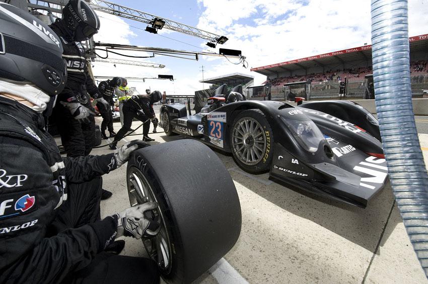 Letztes Jahr holte Signatech-Nissan die Poleposition der LMP2
