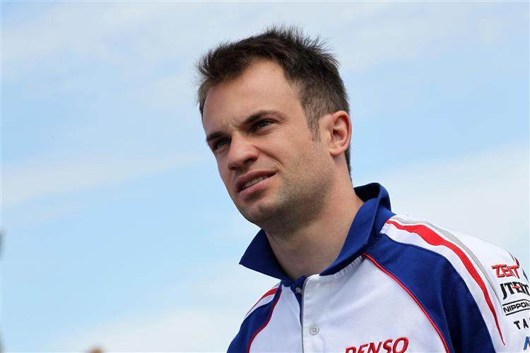 Lapierre drehte die viertbeste Rundenzeit im 1. Qualifying