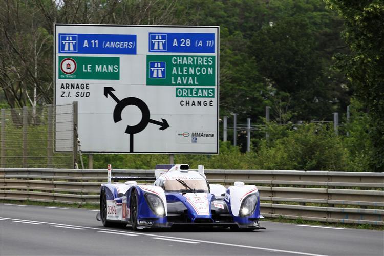 Toyota überzeugt in der LMP1 Klasse