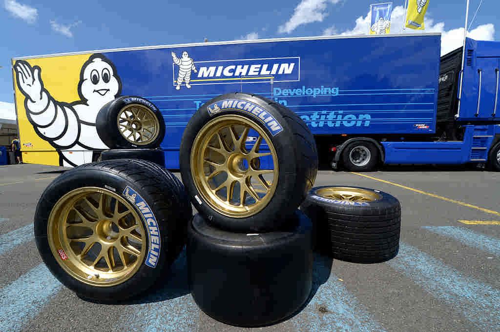 Die neuen Michelin Langstrecken-Rennreifen