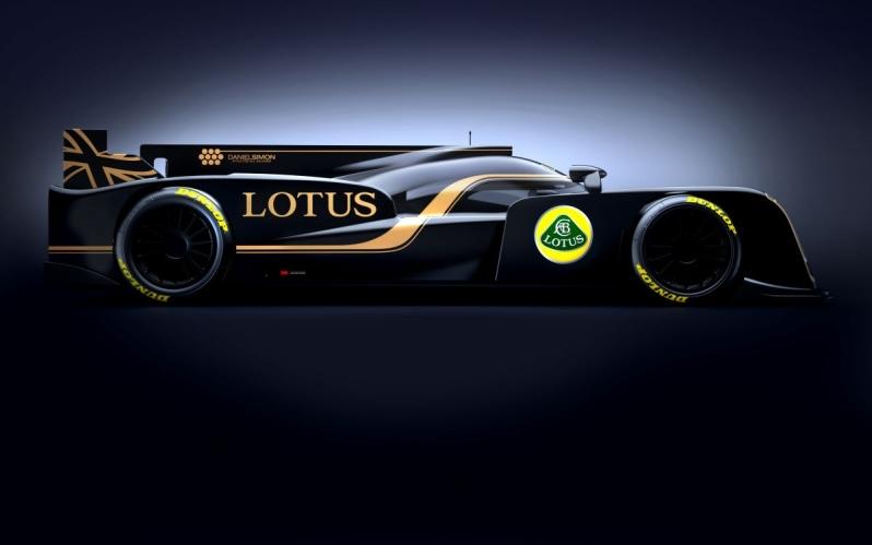 2013 wird der neue Lotus bei Le Mans eingesetzt