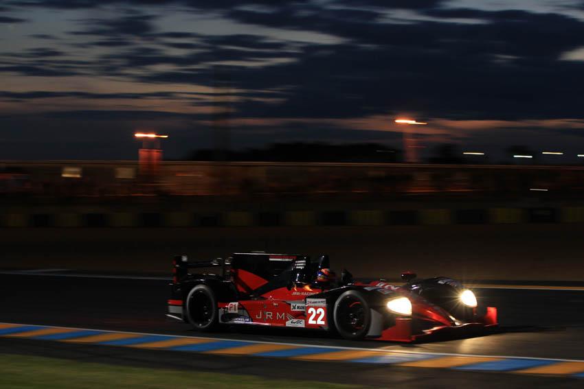 JRM Racing wird von Position 11 starten