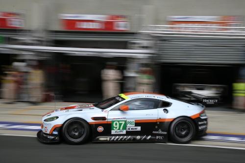 Stefan Mücke optimistisch die 24h Le Mans