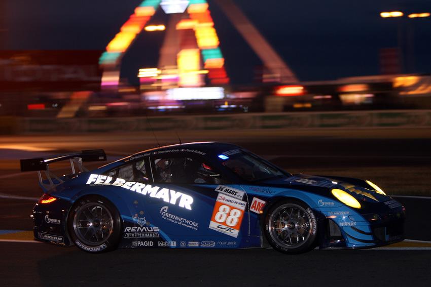 Porsche 911 GT3 RSR von Team Felbermayr-Proton