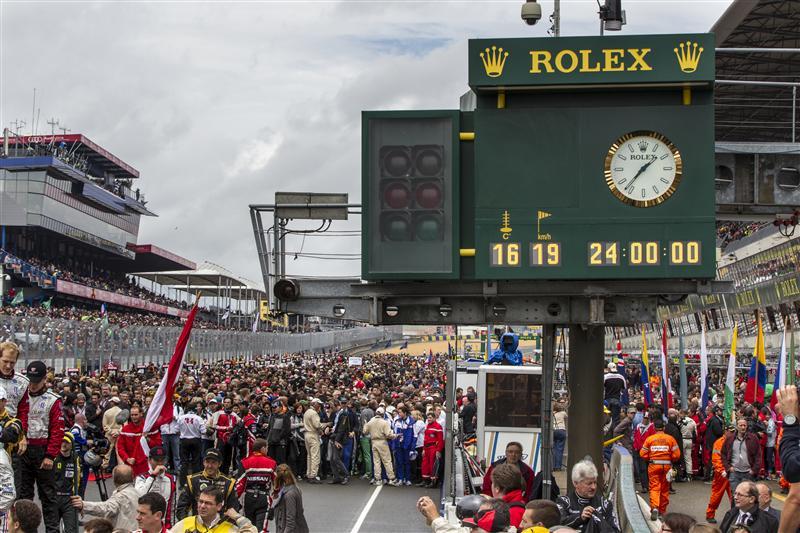 250.000 Motorsport-Fans waren beim 24h Spektakel dabei