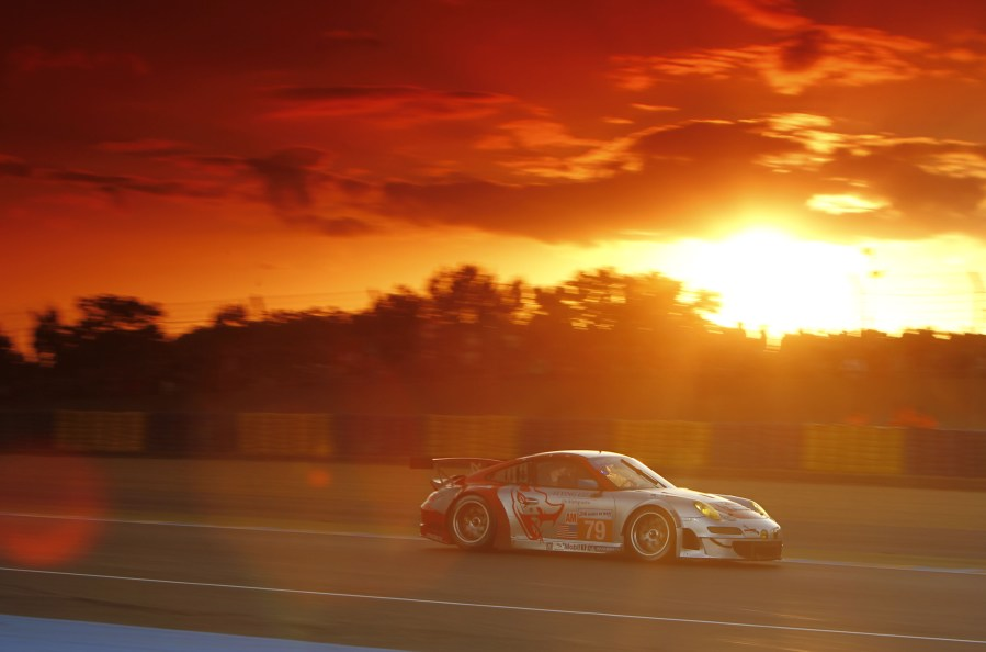 Flying Lizard Motorsports: Neiman, Pilet und Pumpelly