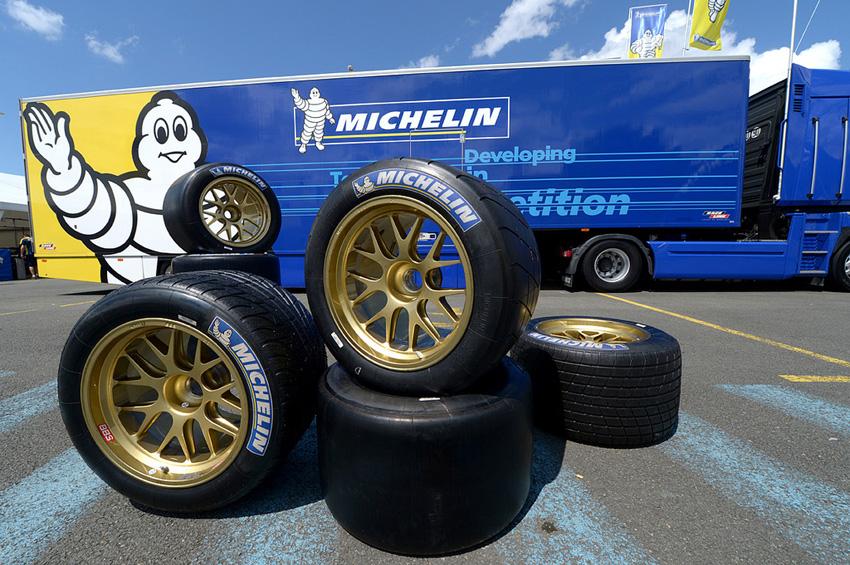Michelin fuhr mit diesem Resultat den 21. Le Mans-Gewinn