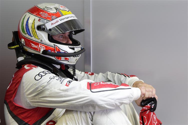 Der Le Mans Rekordsieger Tom Kristensen