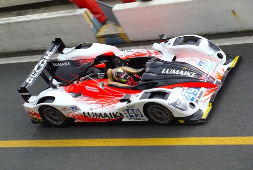 24h Le Mans: Platz 3 für Pierre Kaffers Team in Le Mans