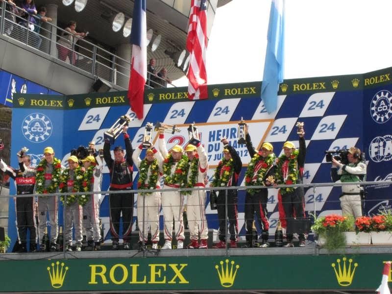 Pecom Racing Team auf P3 in der LMP2 Klasse