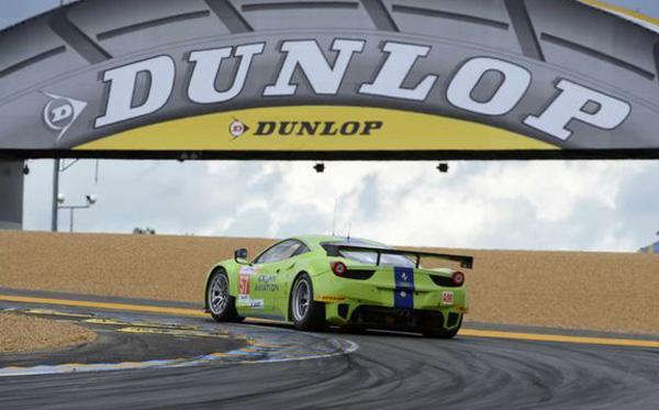 Krohn Racing mit einen verdienten 3. Platz in der GTE-Am-Kategorie