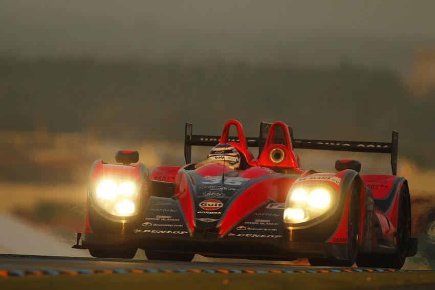 OAK Racing konnte sein Potenzial nicht entfalten beim 24h Rennen Le Mans
