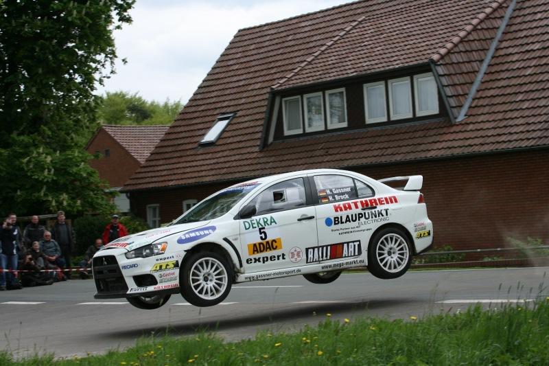 Der vierfache Deutsche Rallye-Meister Hermann Gassner