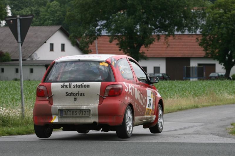 Satorius/Grimberg auf P3 in der Gesamtwertung